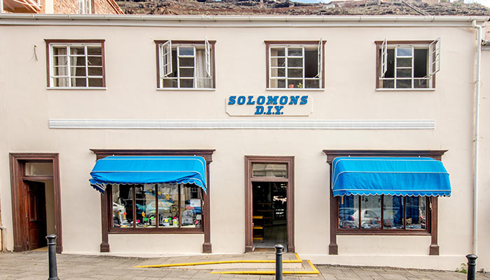 St Helena Retail Businesses